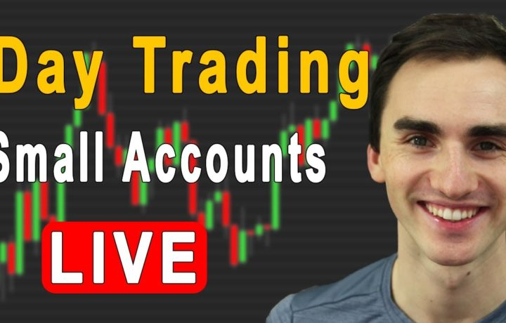 Live Day Trading With A Small Account – E Mini Futures