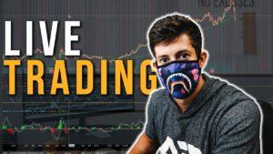 Live Trading With Ricky Gutierrez | Stock Market 101