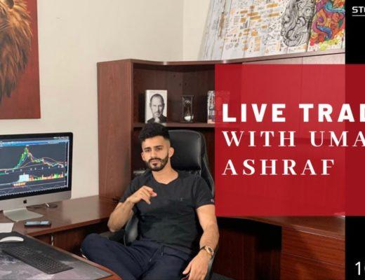 Live Trading with Umar Ashraf 10/18/19