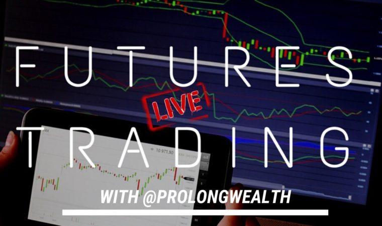 Live Trading ZB Bot & M2K Micro Futures Scalping