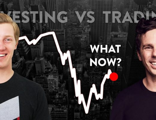 Long Term Investing vs Momentum Trading in the Current Market