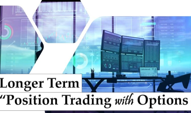 Longer Term Position Trading with Options – Life Changing gains!