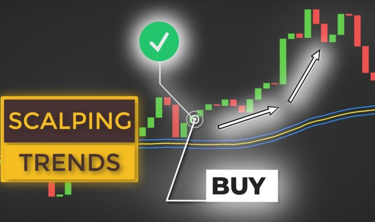 Low-Risk Forex Scalping Trend Following Strategy (Price Action Trading For Beginners)