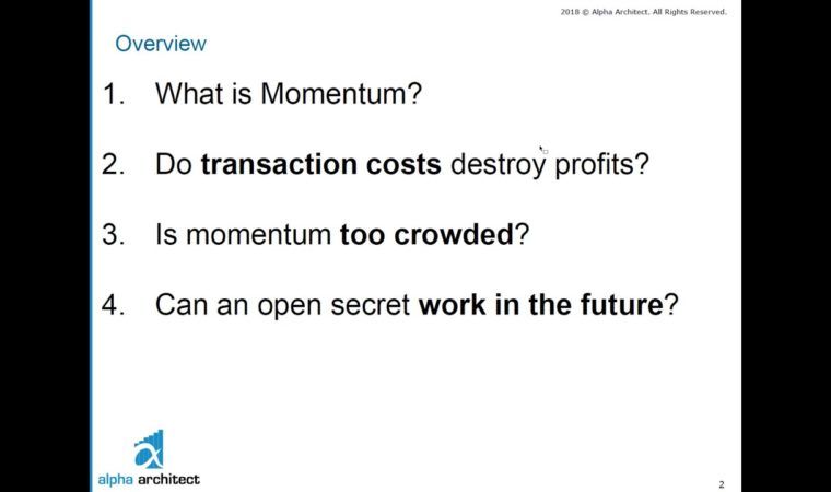 Momentum Investing, Like Value Investing, is Simple, but NOT Easy