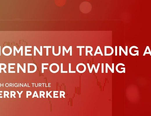 Momentum Trading and Trend Following with Jerry Parker – The Trend Follower Series Episode #2