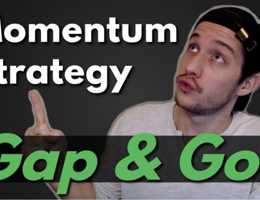 Momentum Trading   Gap & Go Strategy
