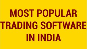 Most Popular Trading Software in India - HINDI