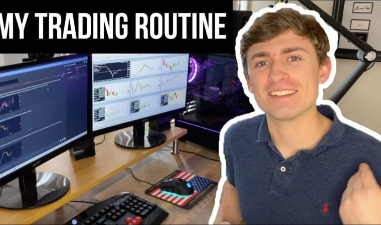 My Daily Routine as a Forex Trader & Business Owner!