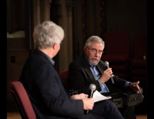 Paul Krugman on the Future of the Economy [CC]