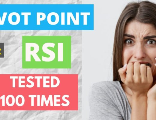 Pivot Point Trading Strategy + RSI Easy Forex Scalping Strategy TESTED 100 TIMES – UNEXPECTED