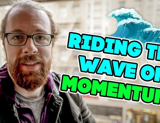 Riding The Wave of Momentum   Ross's Trade Recap