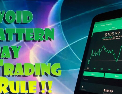 Robinhood APP – How to AVOID the PATTERN DAY TRADER RULE! – For Unlimited DAY TRADING!