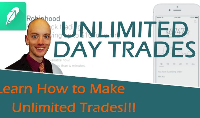 Robinhood Unlimited Day Trades – How to Get Around the Pattern Day Trader Rule