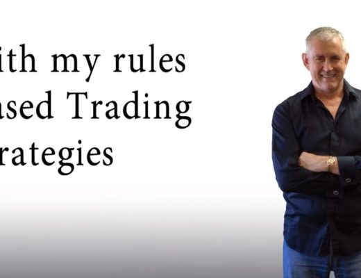 Rules based day trading strategies for traders