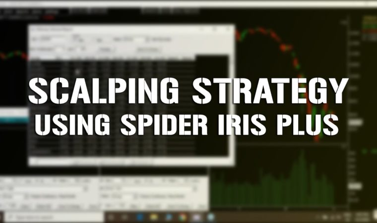 Scalping Strategy Using Spider IrisPlus