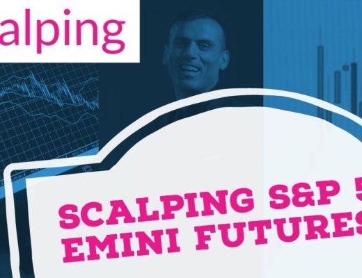 Scalping the emini S&P 500 using Ninjatrader day trading software – 33 ticks of profit!