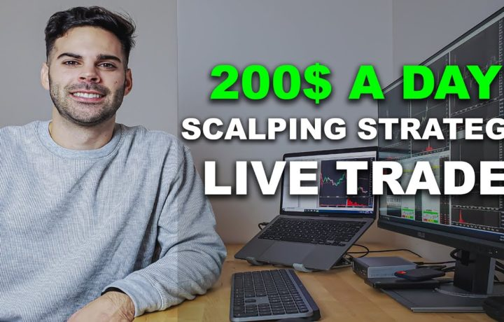 Scalping!!! The Most Effective Day Trading Strategy For Beginners!!! Interactive Brokers DAS TRADER