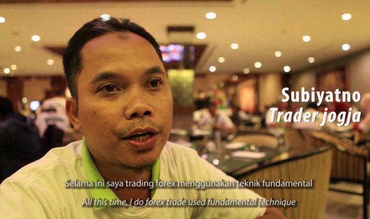 Seminar dan workshop Forex di Kota Yogyakarta