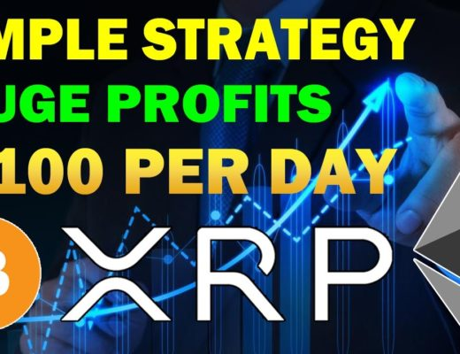 Simple Scalping Strategy to Make $100 a Day Trading as a Beginner   Cryptocurrency Tutorial