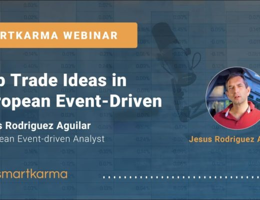Smartkarma Webinar | Top Trade Ideas in European Event-Driven with Jesus Rodriguez Aguilar