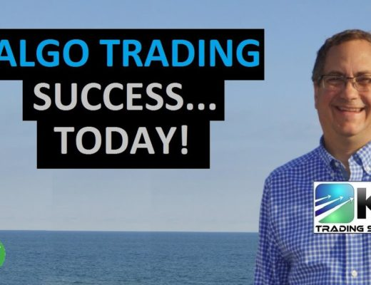 Start Algo Trading Success in 2020 TODAY!