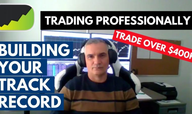 Steve Patterson: Top Prop Trader Shares His Secrets To Getting A Job Trading $400,000