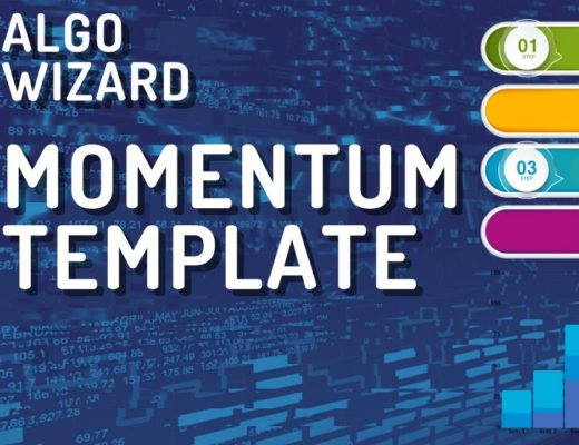 Strategy Quant X – Algo Wizard. How to build momentum strategy template?