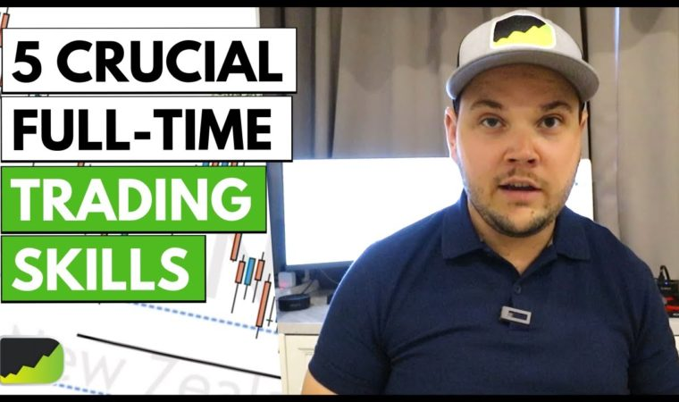 Swing Trading Forex For A Living: 5 Underestimated Skills To Master!