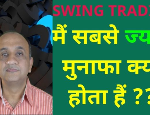 Swing Trading vs Long Term Investing – Which is Most Profitable? (Hindi)
