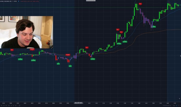 Switching to Trading View (Lux Algo)