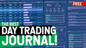 THE BEST DAY TRADING JOURNAL!