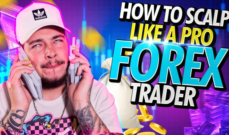 The BEST Scalping Strategy For SMALL Forex Accounts!