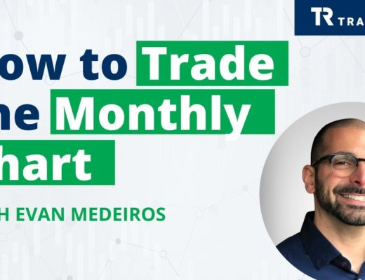 The Trade Risk – Evan Medeiros – How To Trade The Monthly Chart  – Trade Review XLU