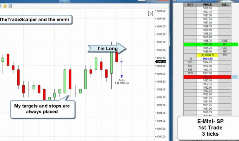 The Trade Scalper Introduction
