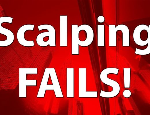 This is the Reason SCALPING will ALWAYS FAIL!