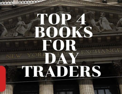 Top 4 Books For Day Traders