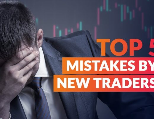 Top 5 Mistakes Made by New Traders