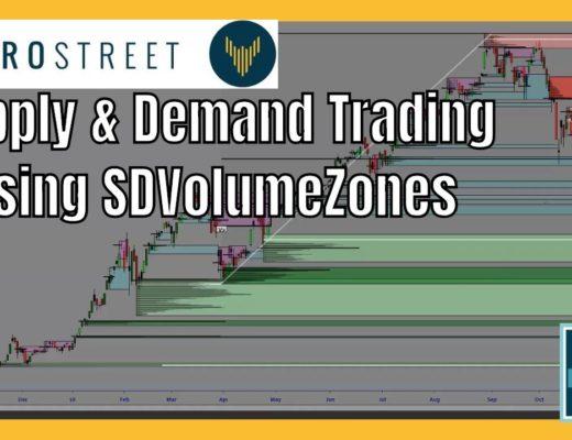 Trading Easy Entries & Exits Using SDVolumeZones – Supply And Demand Trading – Webinar