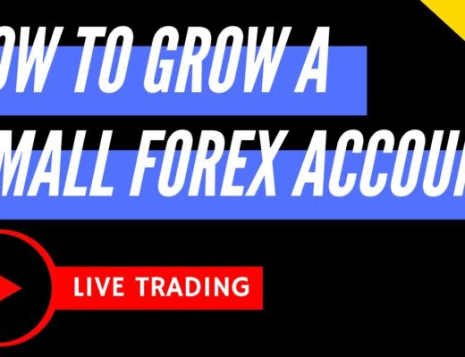Trading The Zone Recovery System On Live Account | Forex Trading Journey EP03