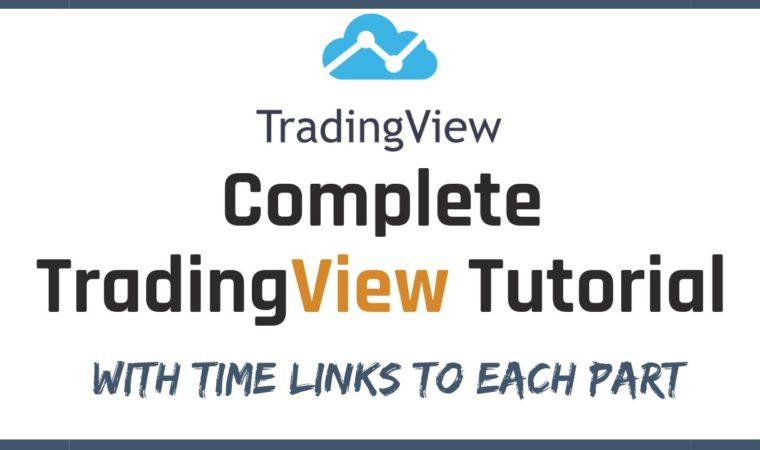 TradingView Tutorial – Master TradingView in under 30 Minutes!