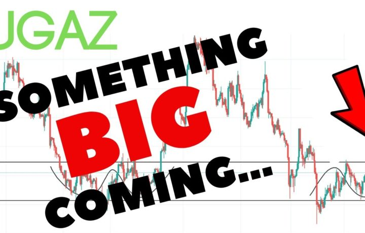 UGAZ is COILING for a BIG Move…