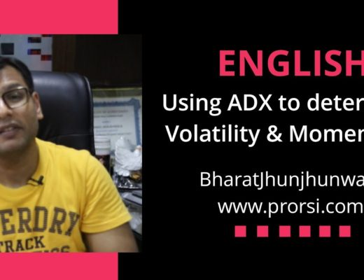 Using ADX to determine Volatility, Momentum & Candle Patterns  like a Pro