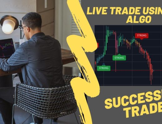 Using ONLY Lux Algo to make a trade! (LIVE TRADE)