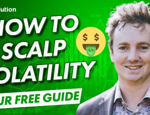 Volatility Scalping, The 1 2 3 Trading System Super Easy Concept