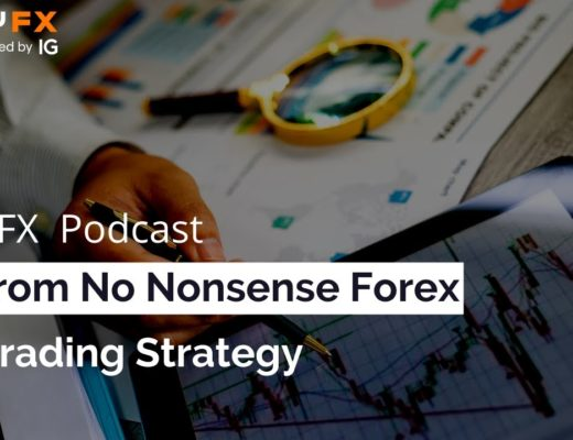 VP from No Nonsense Forex on his Trading Strategy