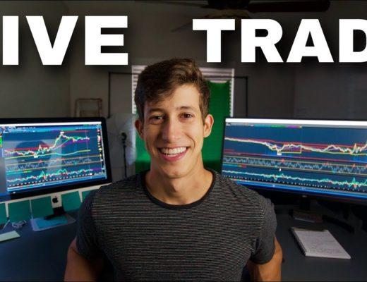 Watch Me Day Trade Live & Profit +$2,500 | Ricky Gutierrez