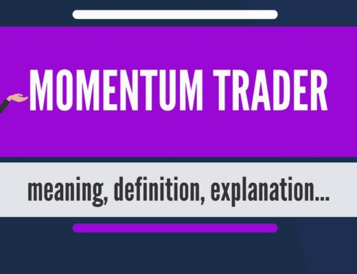 What is MOMENTUM TRADER? What does MOMENTUM TRADER mean? MOMENTUM TRADER meaning