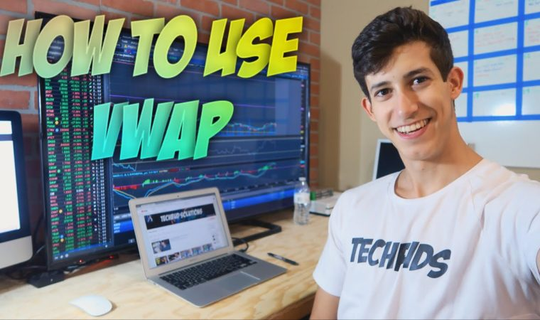 WHAT IS VWAP & HOW TO USE IT | BEST ENTRY INDICATOR 2017