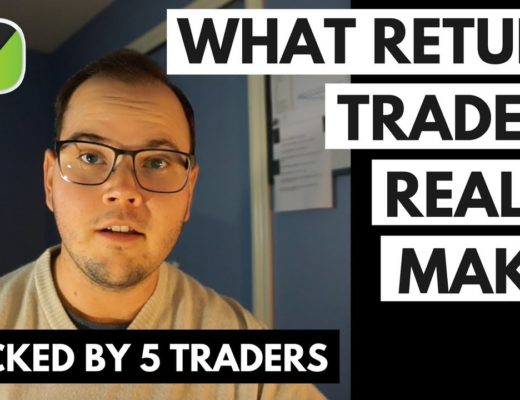 What Returns Traders Make On Their Money (The Truth!)