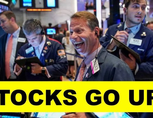 WHY DID THE STOCK MARKET GO UP TODAY?